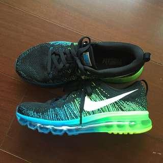 Nike編織 女 保證正版