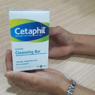 Authentic Cetaphil Soap