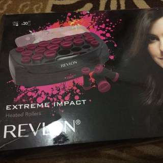 Revlon Extreme Impact (heated Rollers)