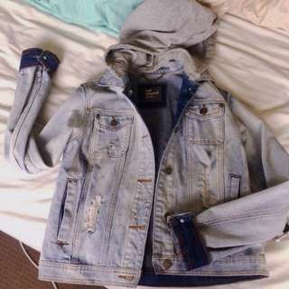 Denim Jacket All About Eve