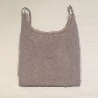 Grey Camisole Top XS-S