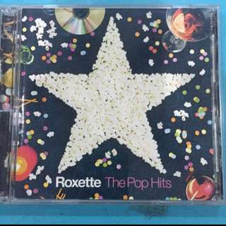 Roxette The Pop Hits Audio Music CD