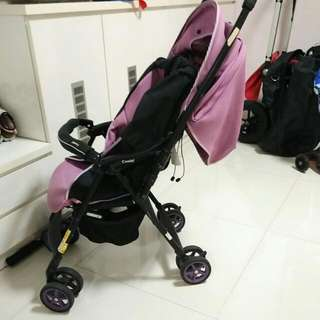 WTS Combi Stroller (Infant to 5 Years Old Toddler)