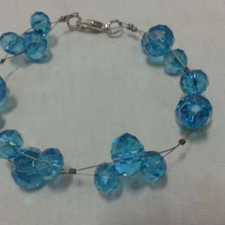 Wired Bracelet by: Xndrahbeads