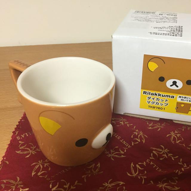 (現貨)拉拉熊陶瓷馬克杯