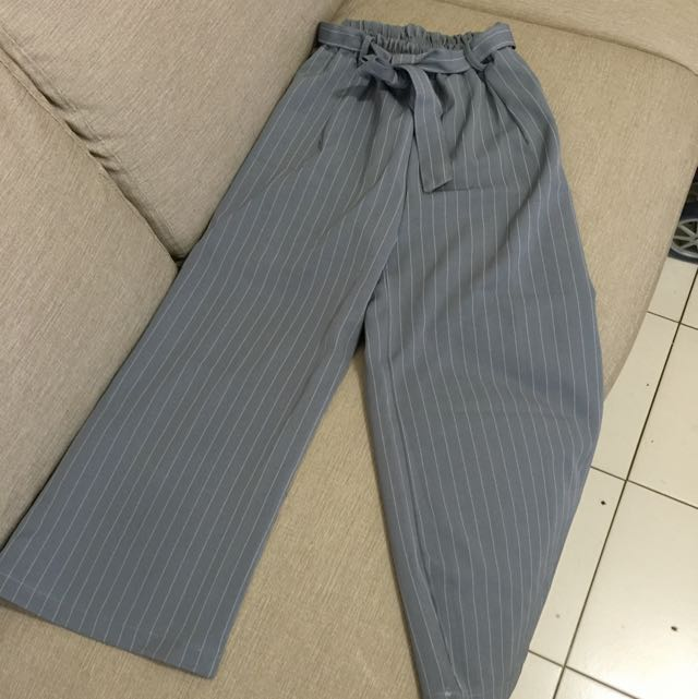 保留- 當季流行韓版寬褲