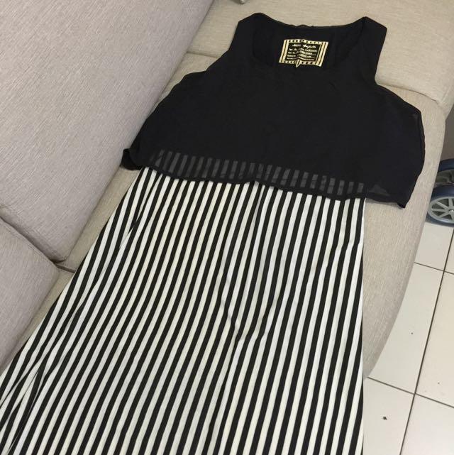 韓版長洋裝
