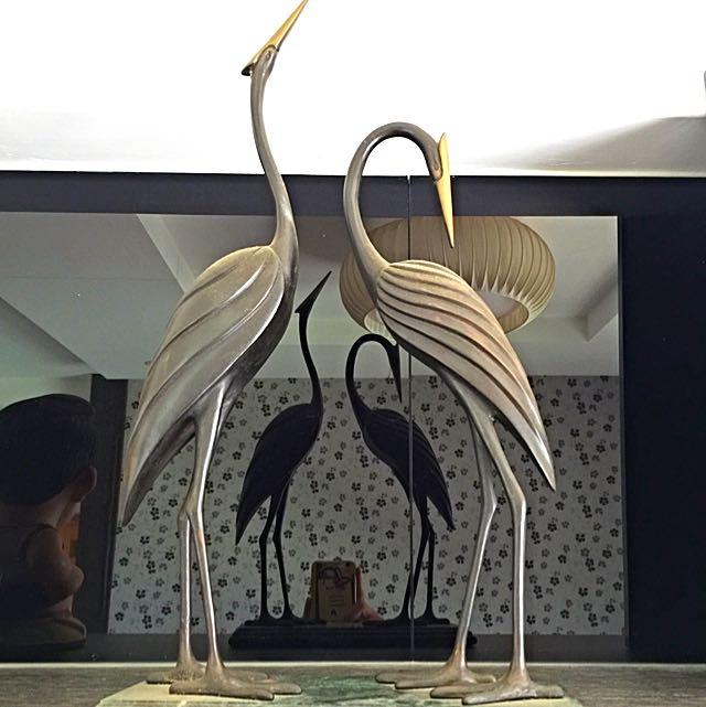 喜鵲(銅質)