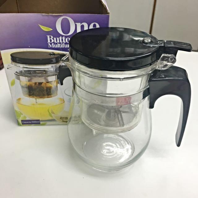 多功能茶壺