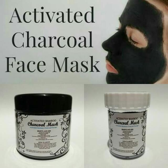 Activated Bamboo Charcoal Powder