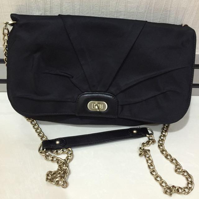AGNES B VOYAGE sling bag
