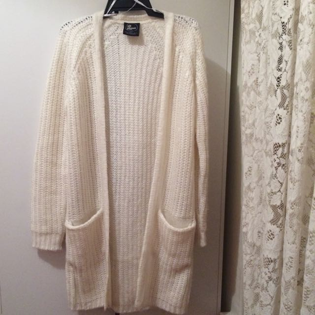 All About Eve Snuggle Cardi