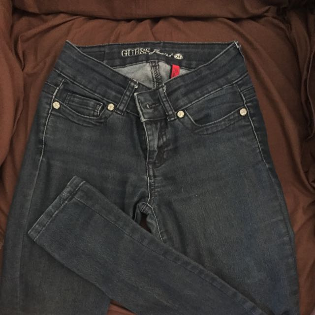 Authentic Guess Power Skinnys