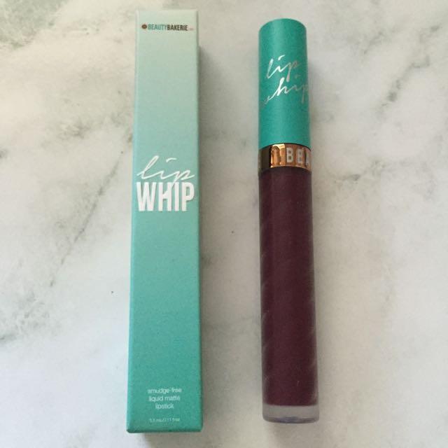 Beauty Bakerie Lip Whip