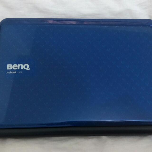 BENQ小筆電藍色