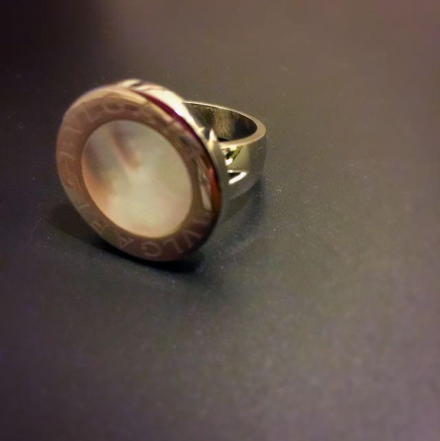 BLVGARI Inspired Ring