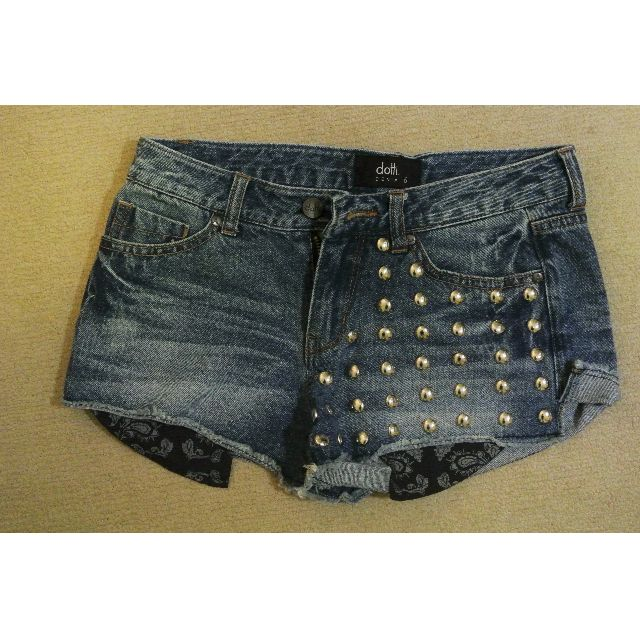 Denim shorts (size 6)