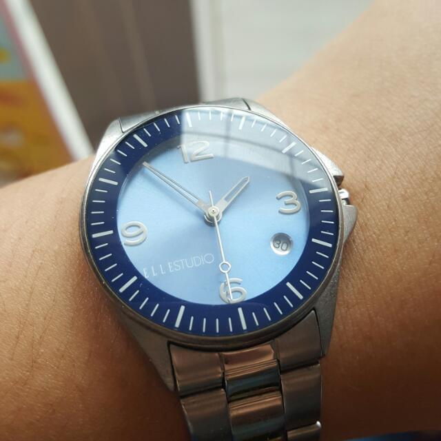 ELLE  中性錶