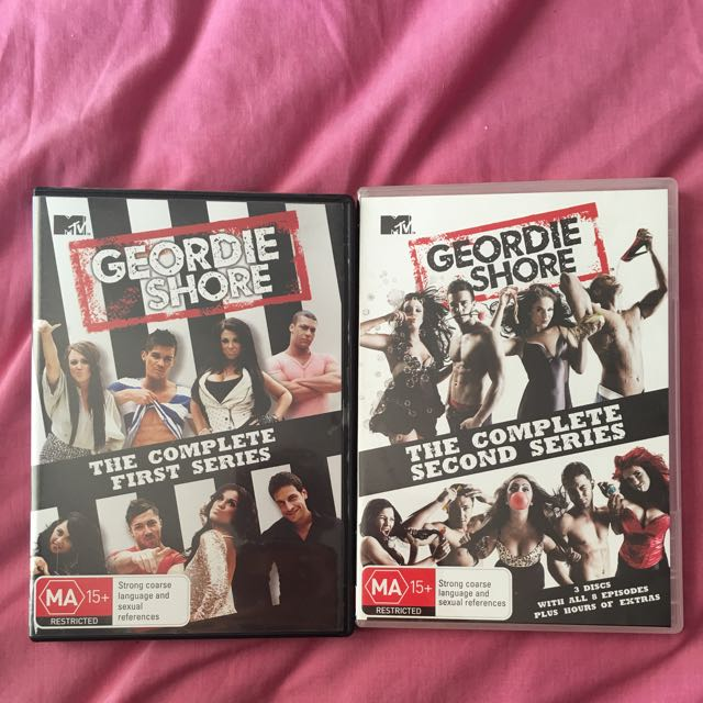 Geordie Shore Seasons 1 & 2