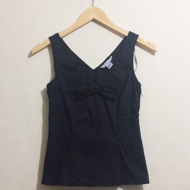H&M BOW TOP