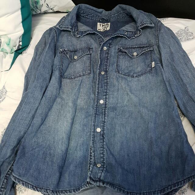 Jean Shirt From TNA
