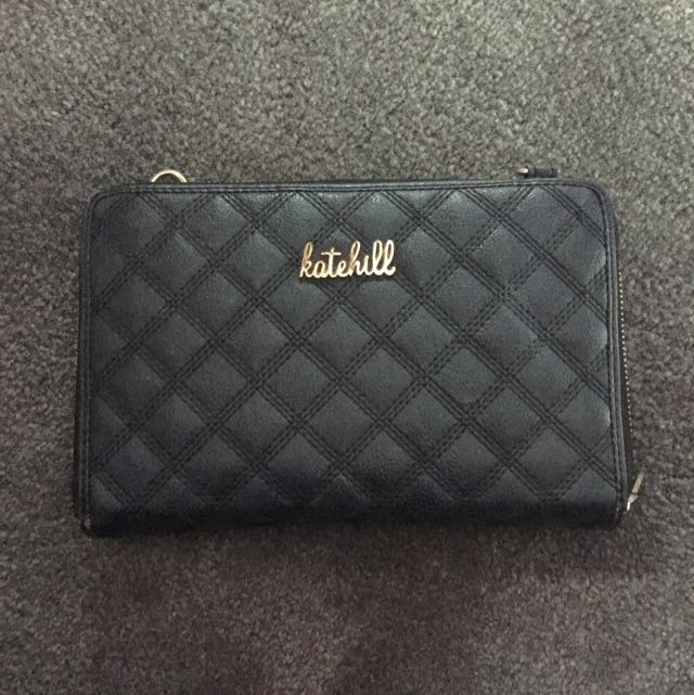 Kate Hill Oversized Wallet