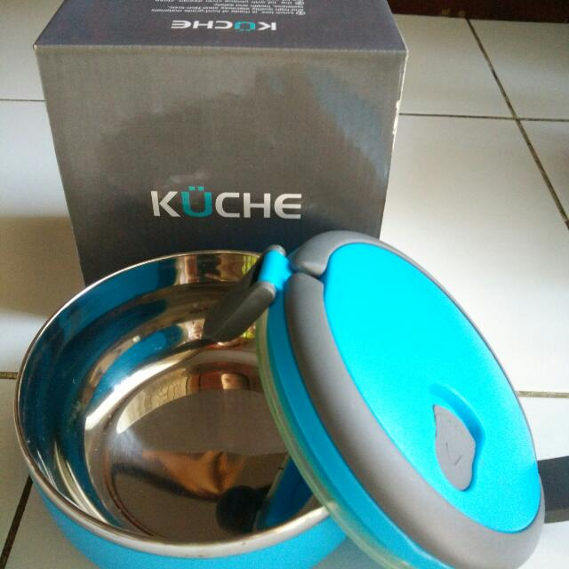 Kuche Stainless Steel Lunch Box