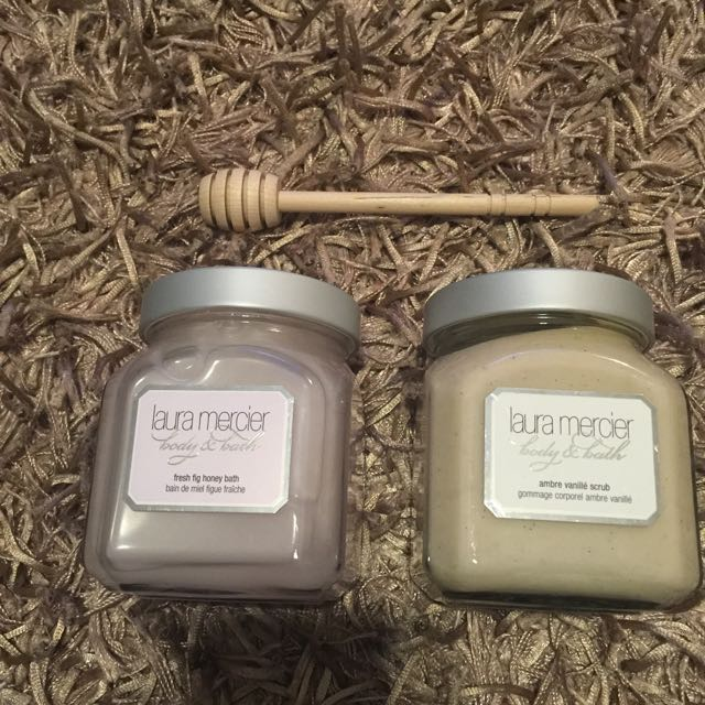 Laura Mercier Body & Bath 300g Each