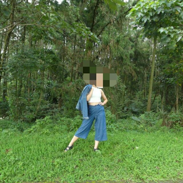 時尚寬褲-M(已降價)#含運#我的旋轉衣櫃