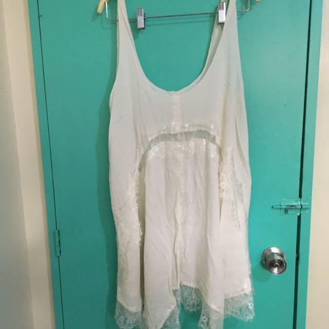 Mango Cover Up Dress