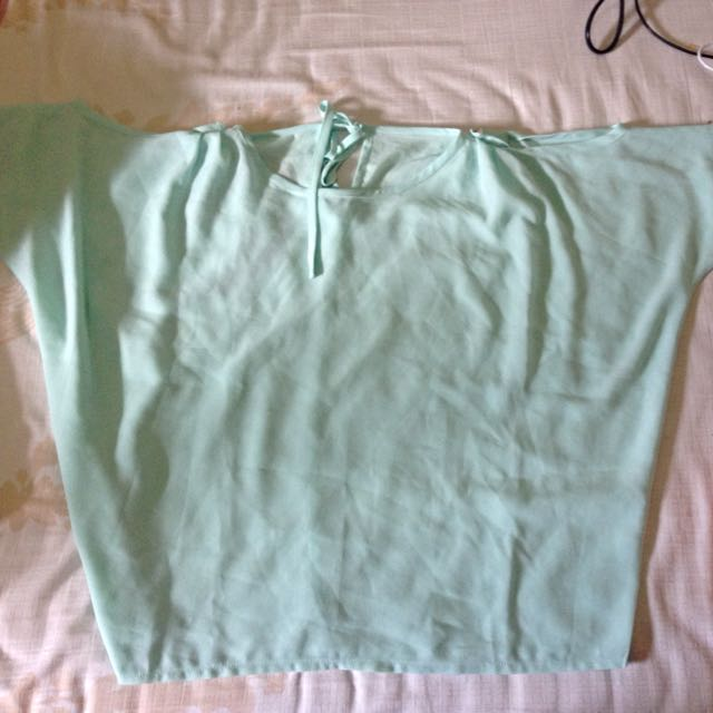 Mint Import Blouse