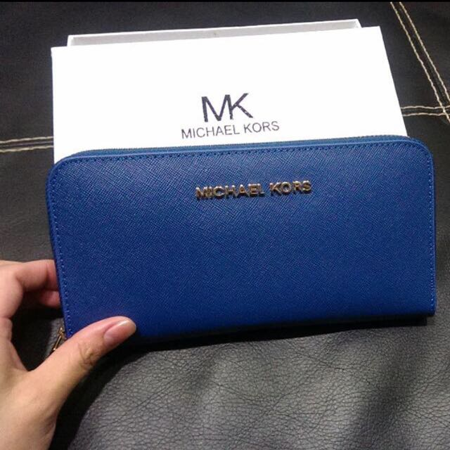 MK皮夾~