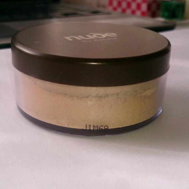 Nude By Nature Mineral Foundation