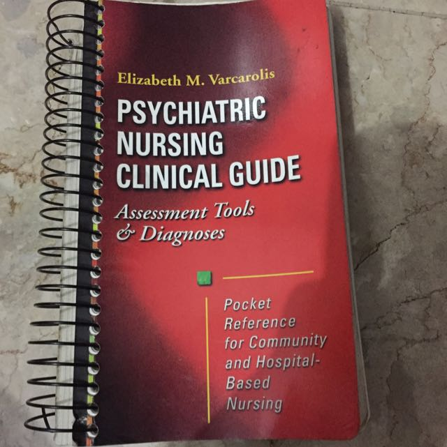 Nursing Book Psych