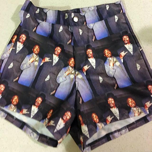 O'mighty High Waisted Shorts