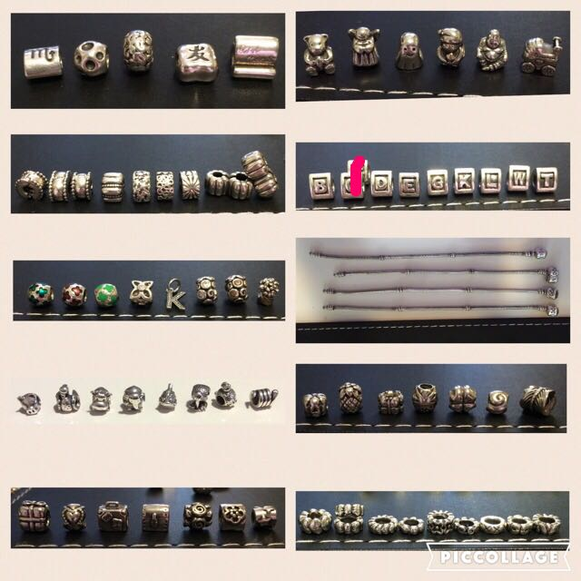 Pandora Beads Most Are Retired