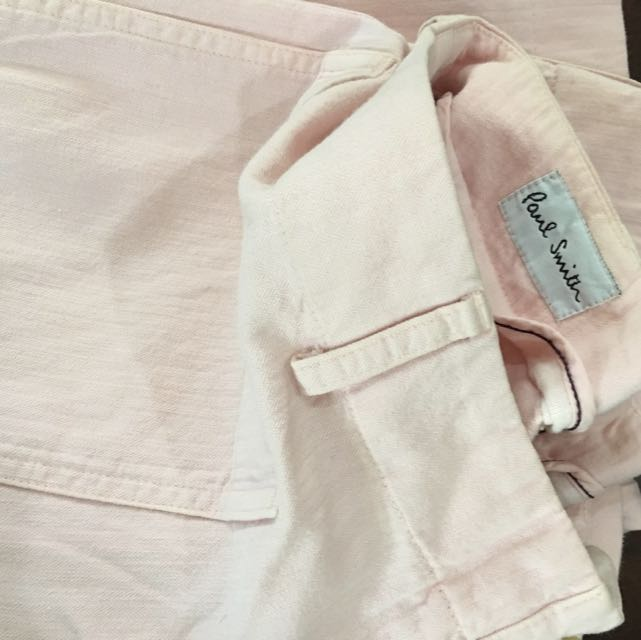 Paul Smith- Pink Pants