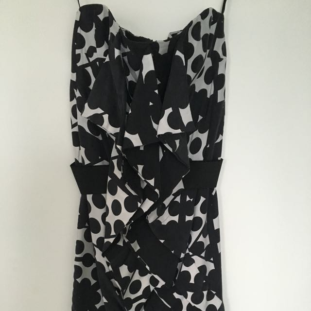 Reiss Strapless Dress