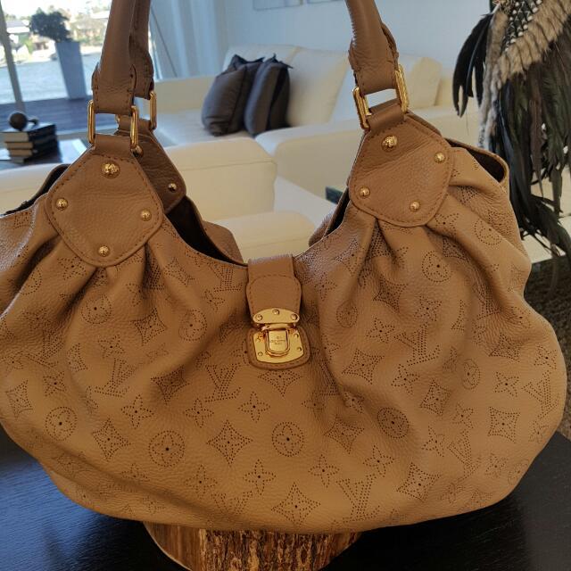 Replica Genuine Leather Louis Vuitton Bag