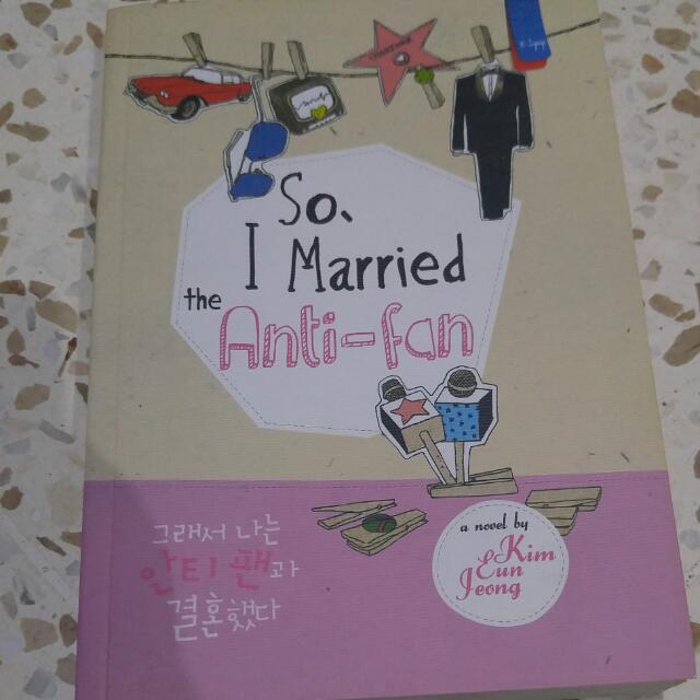 So I Married The Antifan