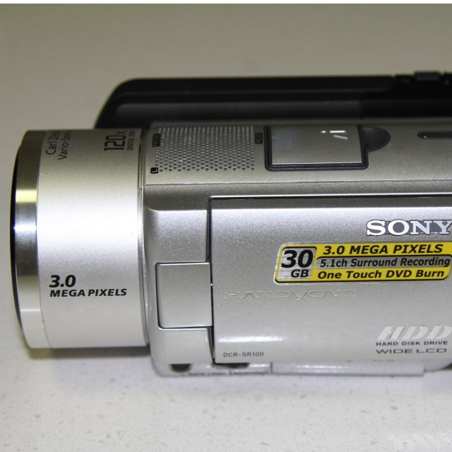 Sony HDD Camcorder - Brilliant Condition