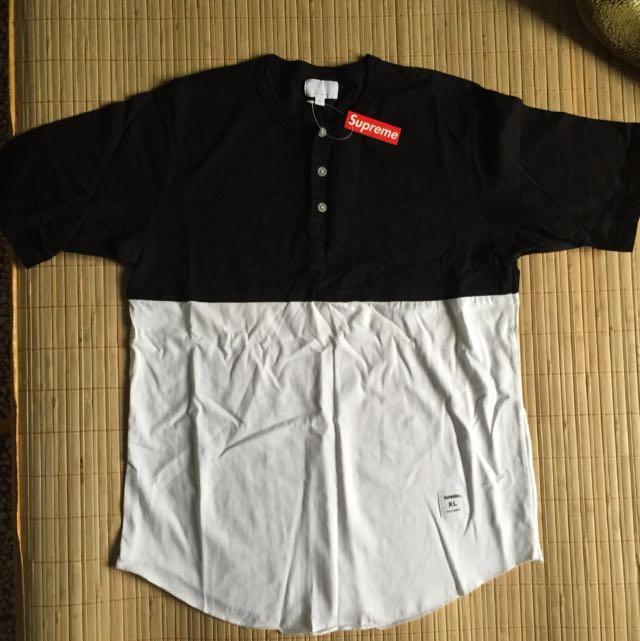Supreme 棒球T恤
