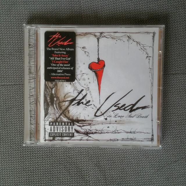 The Used Cd