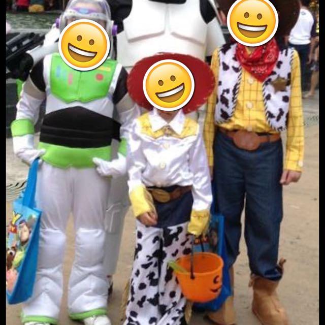 Halloween Toy Story Buzz Costume