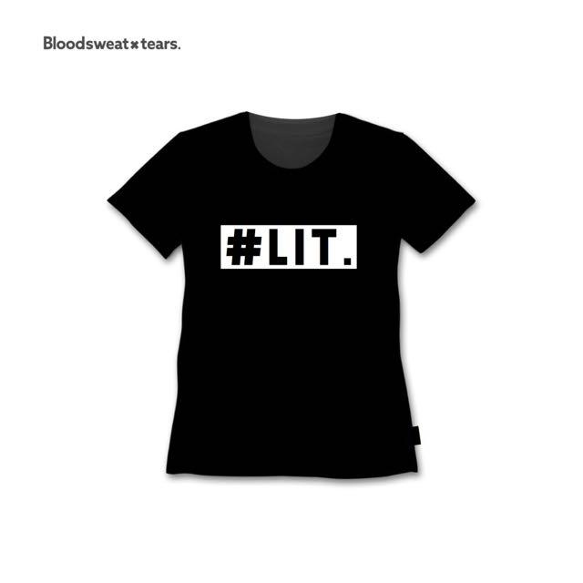 Tshirt Hashtag LIT