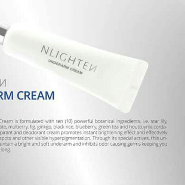 Underarm Cream