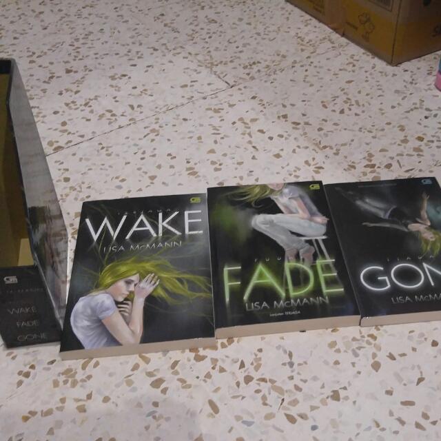 Wake Fade Gone