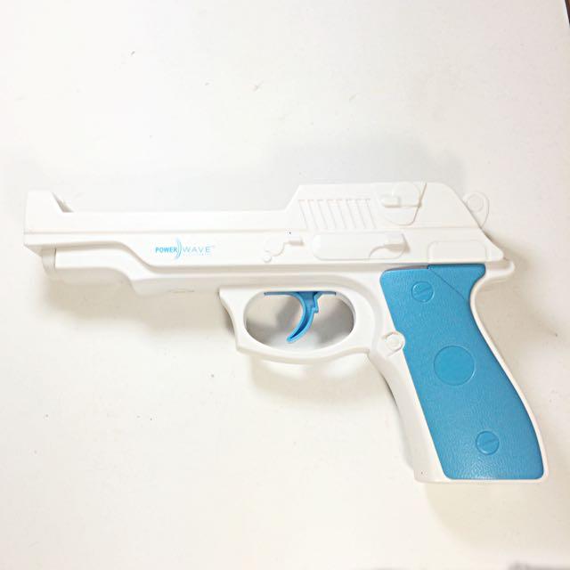 Wii Controller Gun Accessory
