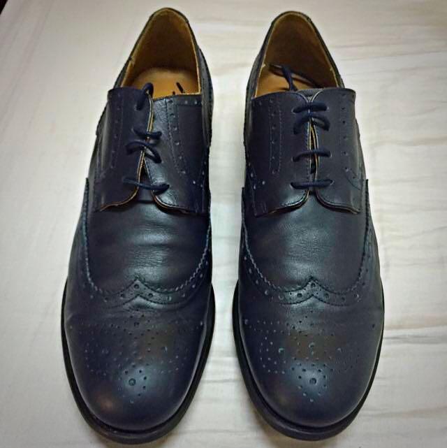 ZARA 牛津鞋