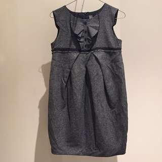 Zara Grey Dress Size XS